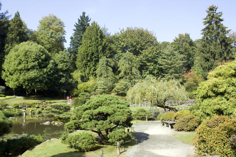 Download Charming Japanese Garden Stock Photo - Image: 26783240