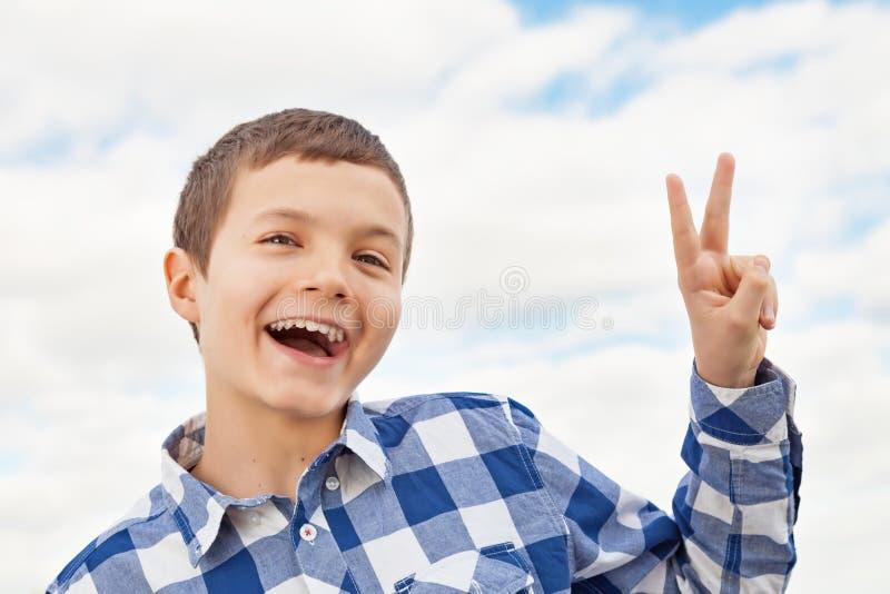 Download Charming Teenage Boy stock image. Image of hair, charming - 39814029