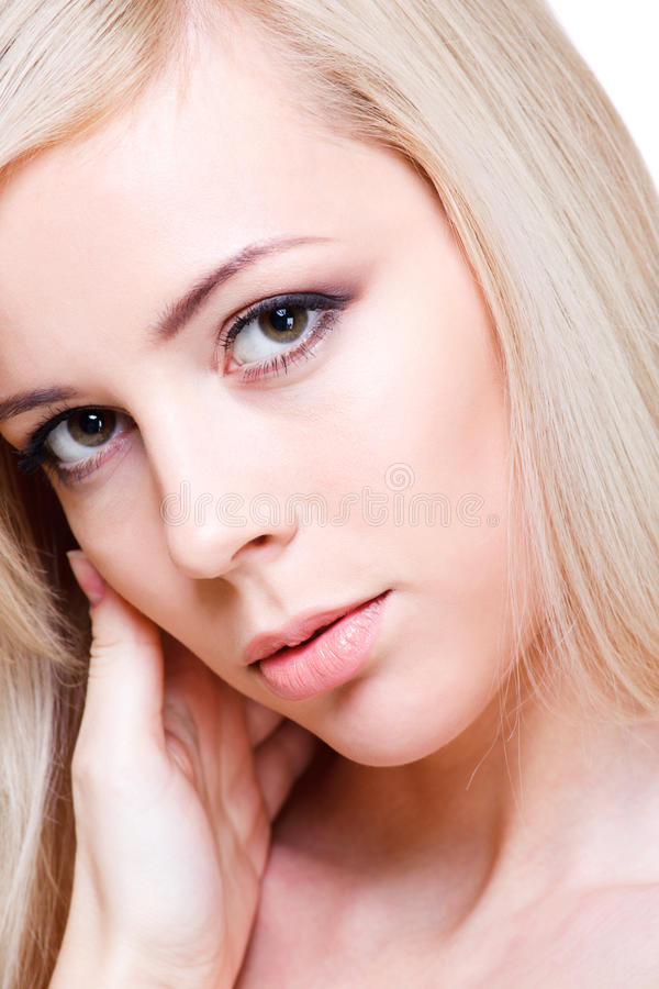 Download Charming  woman stock photo. Image of caucasian, fashion - 19124022