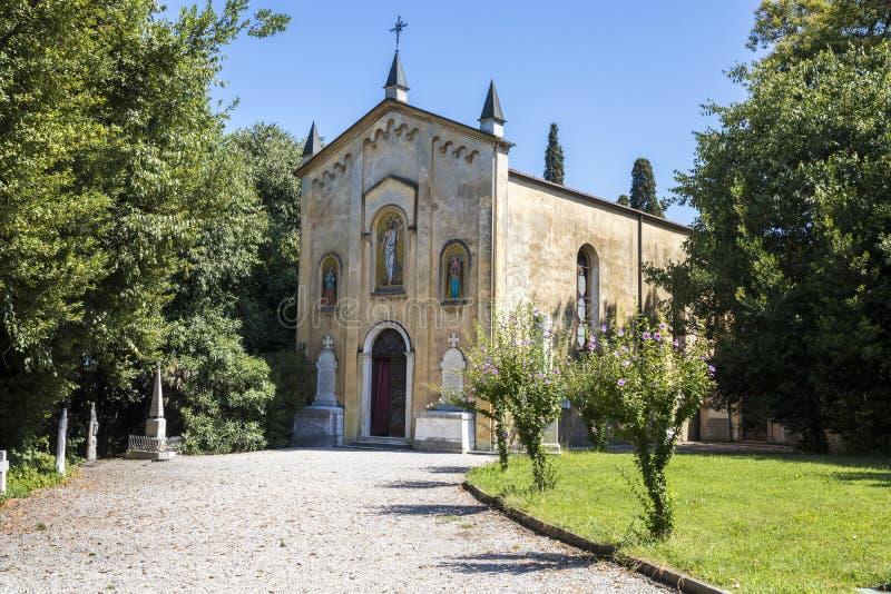 San Martino della Battaglia, Italy stock photography