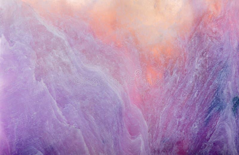 Charoite stone bright lilac macro royalty free stock image