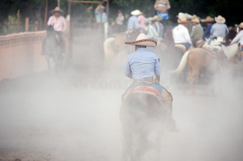 Download Charros Mexican Horsemen In Dusty Arena, TX, US Editorial Photo - Image: 22807491