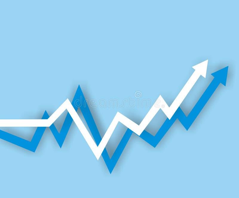 Download Chart stock illustration. Illustration of graphics, success - 167101