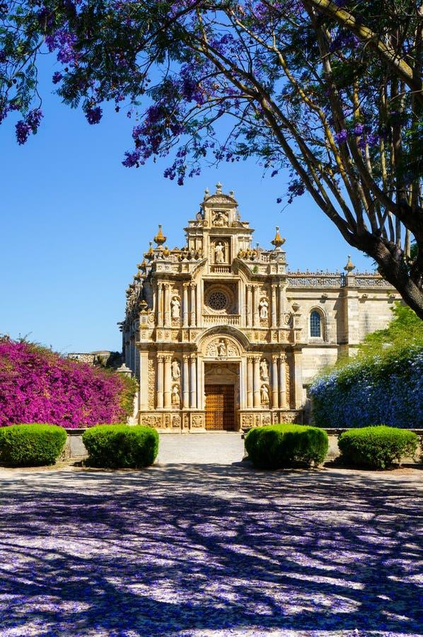 Charterhouse de Jerez de la Frontera images libres de droits