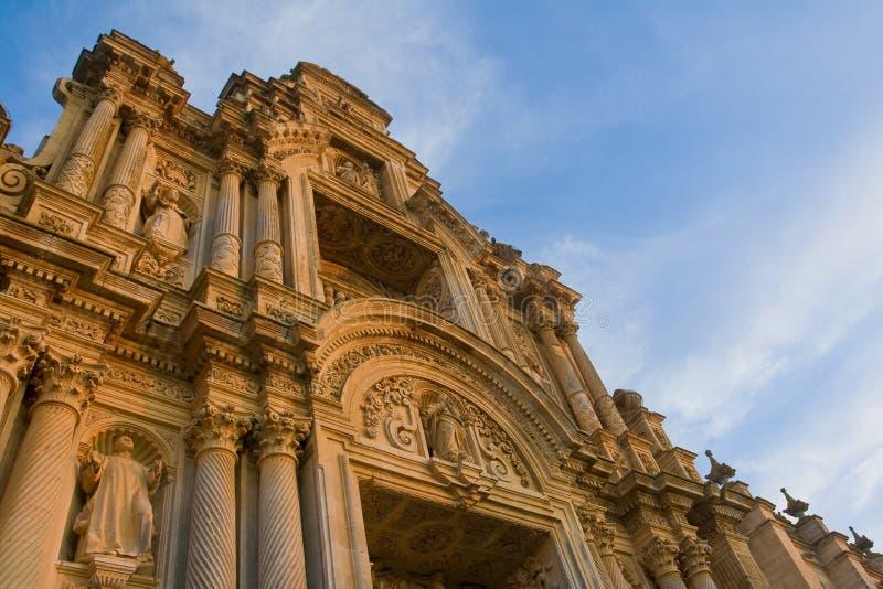 Download Charterhouse di Jerez fotografia stock. Immagine di religione - 7314854