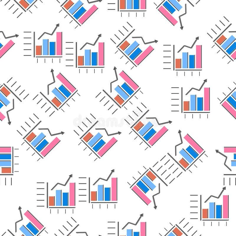Charticon combinado en estilo del modelo Uno icono de la colección de las cartas y de Diagramms se puede utilizar para UI, UX ilustración del vector