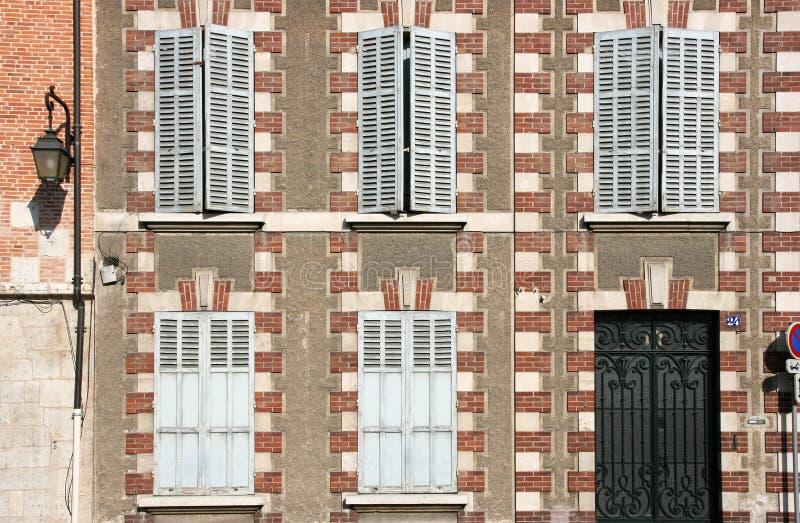 Chartres image libre de droits