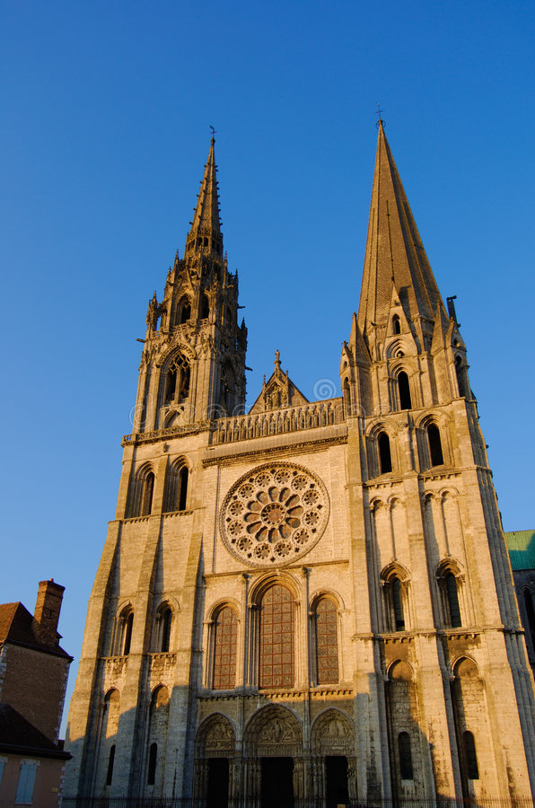 Download Chartres Stock Photo - Image: 8347520