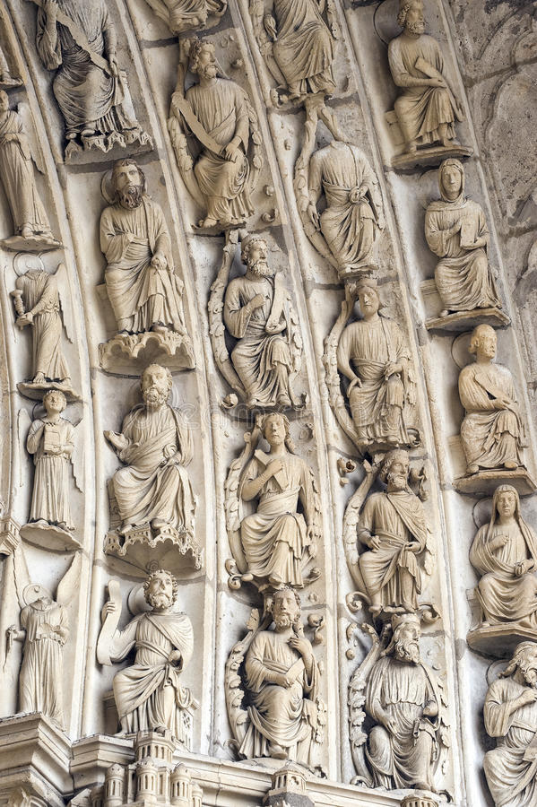 Download Chartres - Cathedral Royalty Free Stock Photo - Image: 26671265