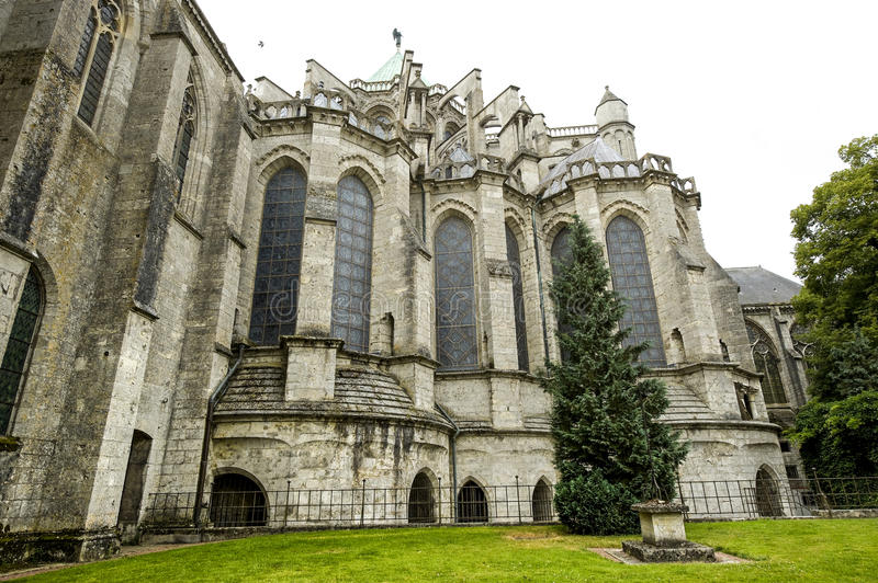 Download Chartres - Cathedral Stock Photos - Image: 26671293