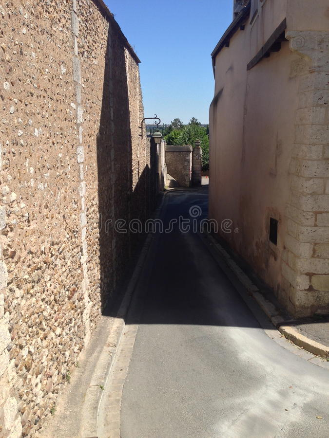 Chartres royalty free stock photo