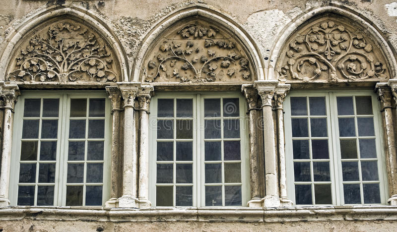 Download Chartres - Windows Stock Images - Image: 26689324