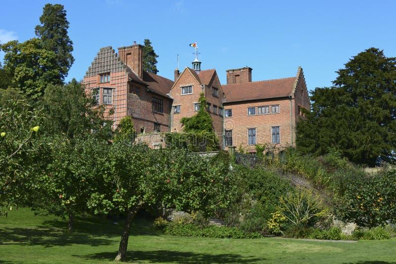 Chartwell dom Winston Churchill Kent Anglia zdjęcie stock