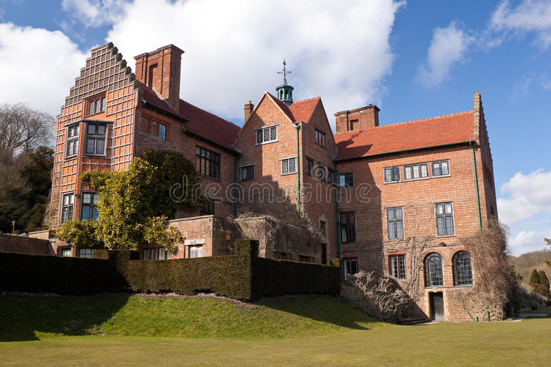 Chartwell, la maison de monsieur Winston Churchill photographie stock