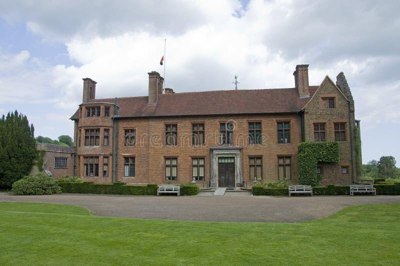 Chartwellhuis royalty-vrije stock afbeeldingen