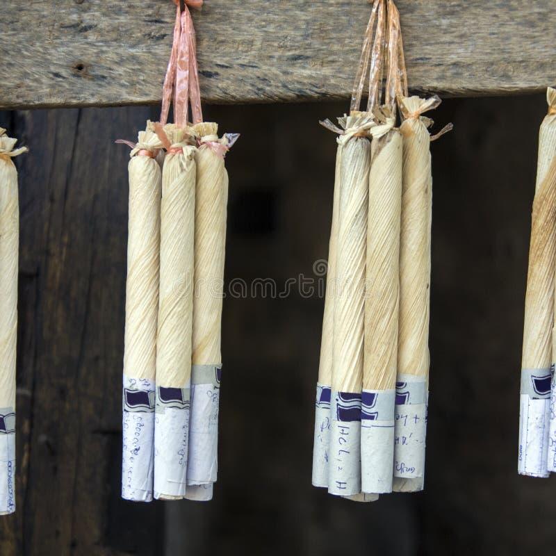 Download Charutos Burmese caseiros imagem de stock. Imagem de ásia - 29844157