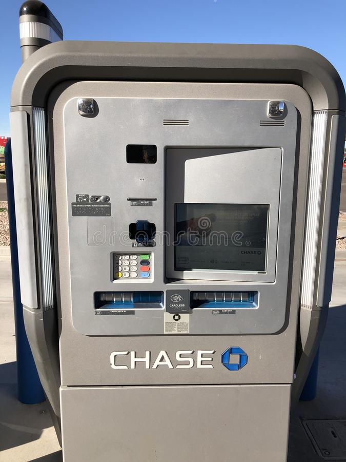 Chase Bank  editorial photo  Image of industry, business - 132863816