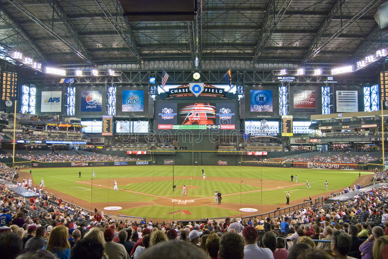 Chase Field stock photos