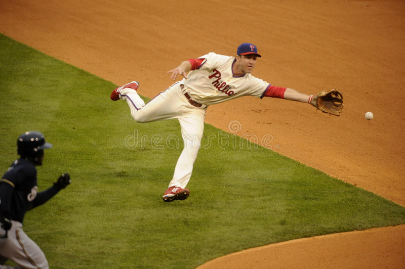 Download Chase Utley editorial photo. Image of major, brewer, baseball - 22428741