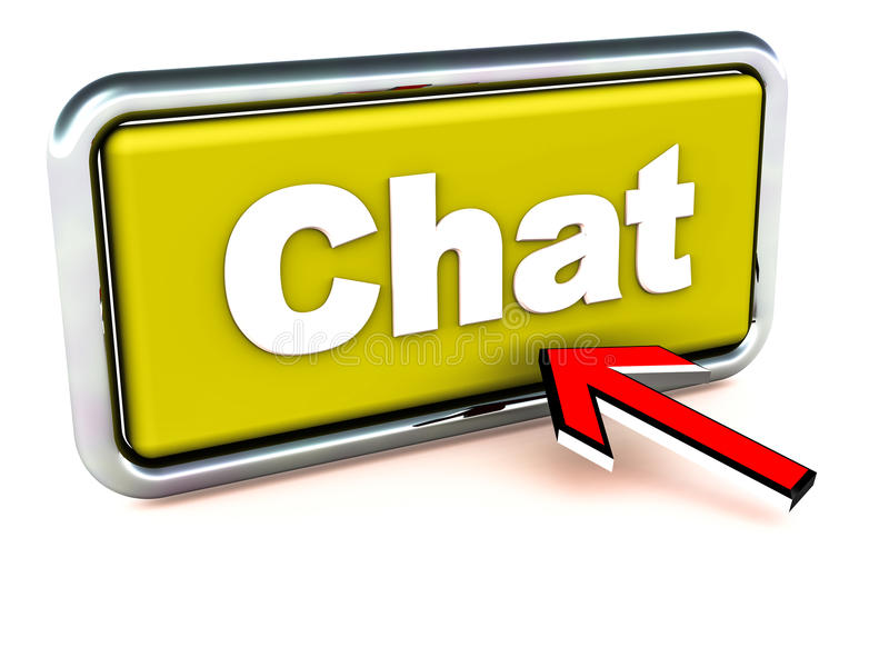 Download Chat stock illustration. Image of chatting, message, internet - 27846441