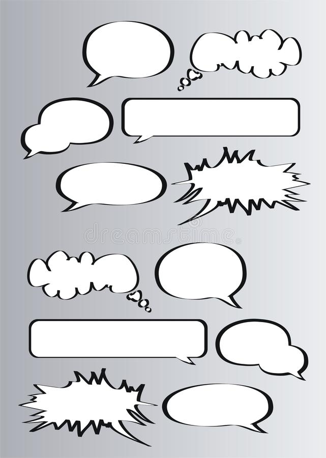 Free Chat Bubbles Royalty Free Stock Photography - 11471737