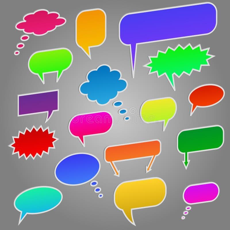 Chat Bubbles stock illustration
