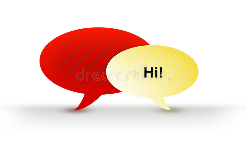 Chat Icon Stock Images