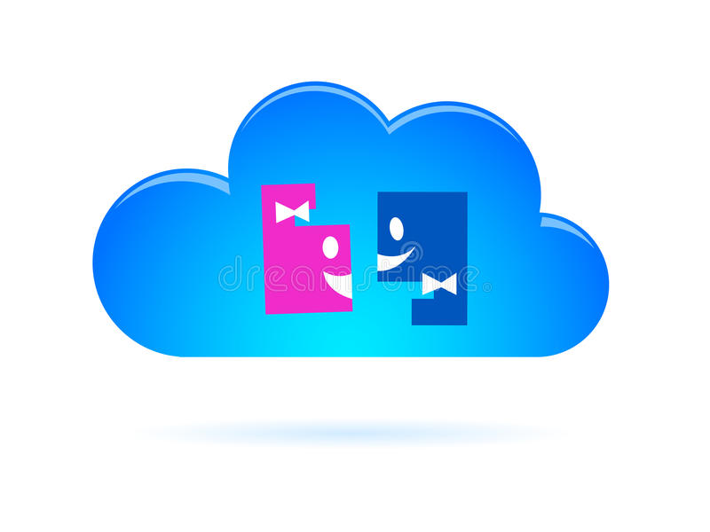 Download Chat icon stock vector. Image of bubble, chat, discussion - 26281612