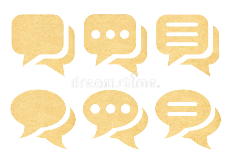 Download Chat Icon Retro Style Stock Images - Image: 31147654