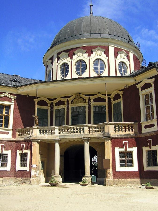 Chateau #1 lizenzfreies stockfoto