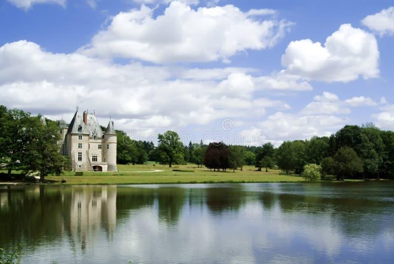 chateau arkivfoton