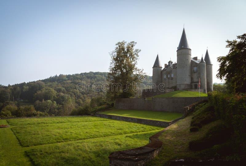 chateau royalty-vrije stock foto's