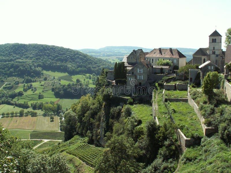 Download Chateau-chalon Stock Photo - Image: 1411800