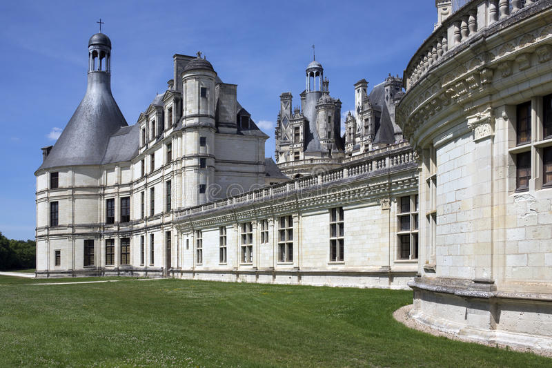 Chateau Chambord - Loire Valley - France Editorial Photography