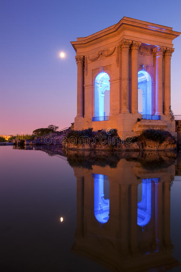 Free Chateau D Eau Palace - Montpellier, France Royalty Free Stock Images - 68361839