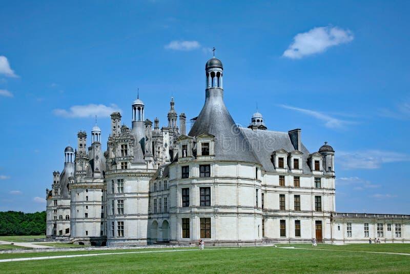 Chateau de Chambord photographie stock