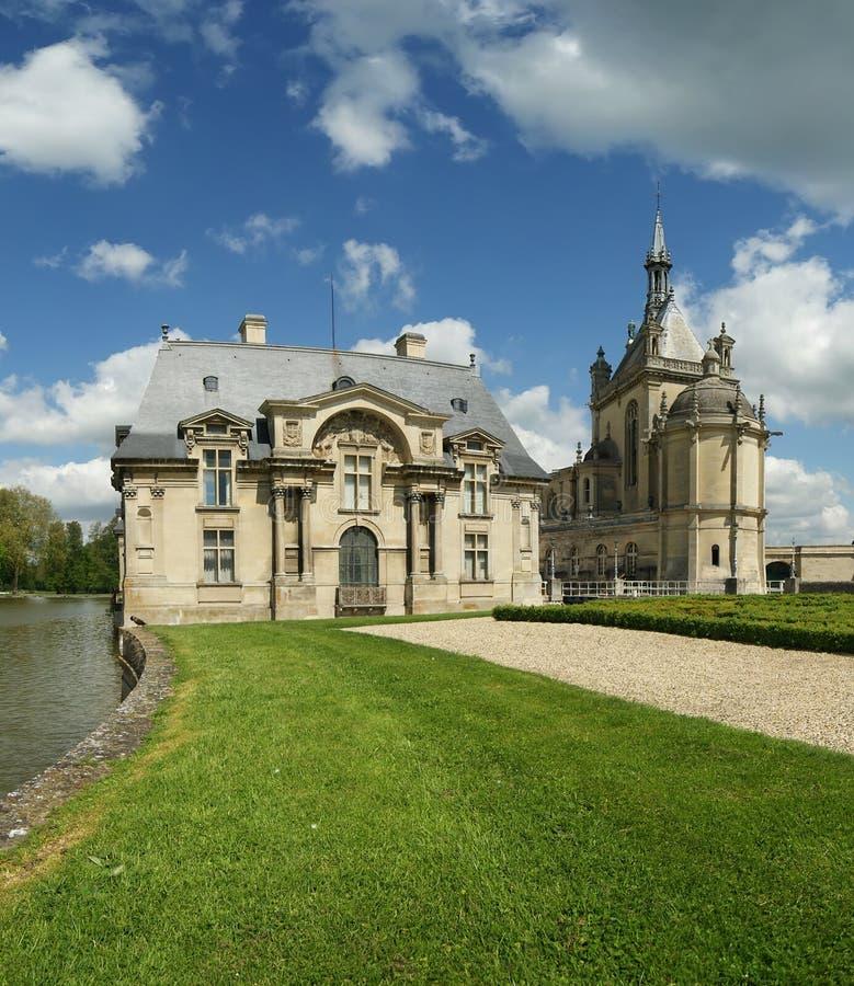 Download Chateau De Chantilly ( Chantilly Castle ), France Stock Image - Image: 24939369