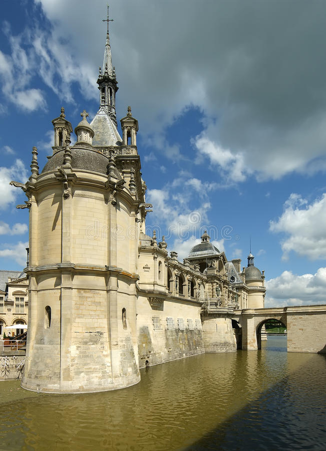 Download Chateau De Chantilly, Oise, Picardie, France Stock Photography - Image: 25991532