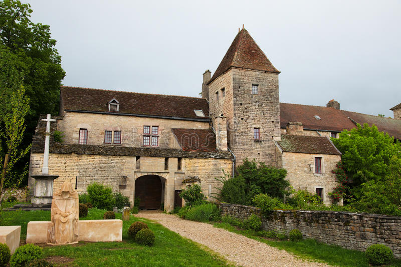 Download Chateau De Gevrey-Chambertin Stock Photo - Image: 25495302