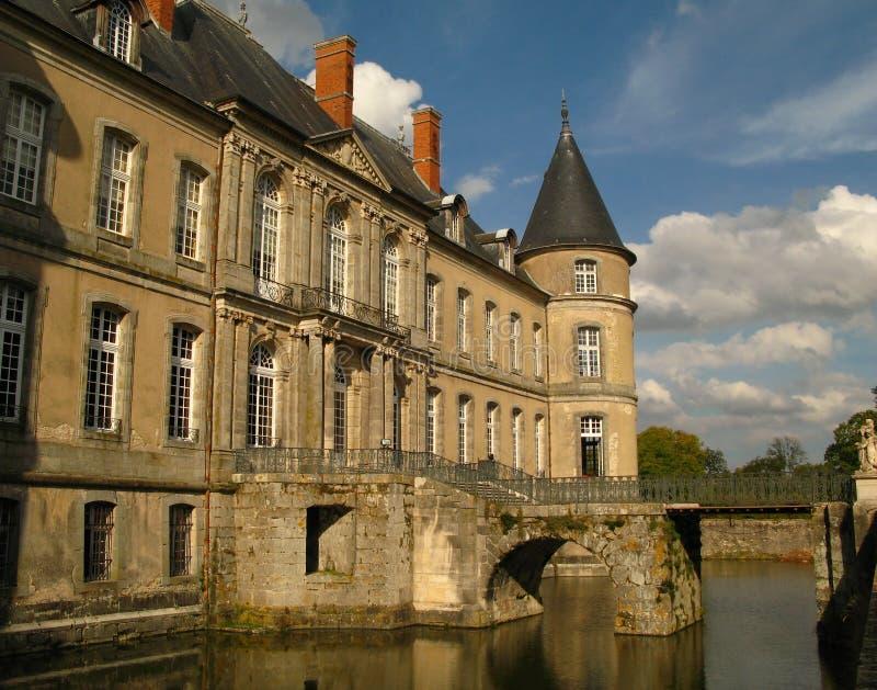 Chateau de Haroue 03, Francia fotografia stock libera da diritti