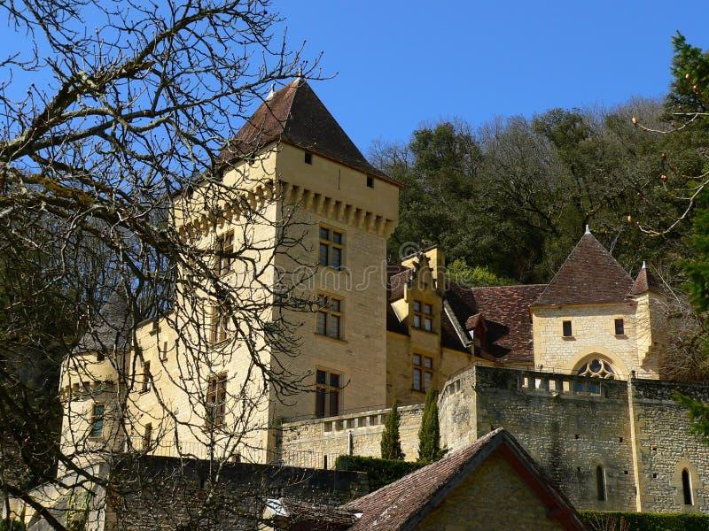 Download Chateau De La Malartrie, La Roque-Gageac (France ) Stock Image - Image: 24456425