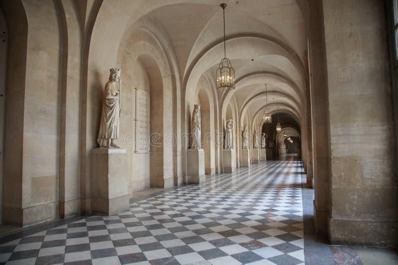 Chateau De Versailles fotografia stock
