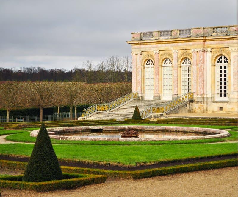 Chateau DE Versailles royalty-vrije stock afbeeldingen