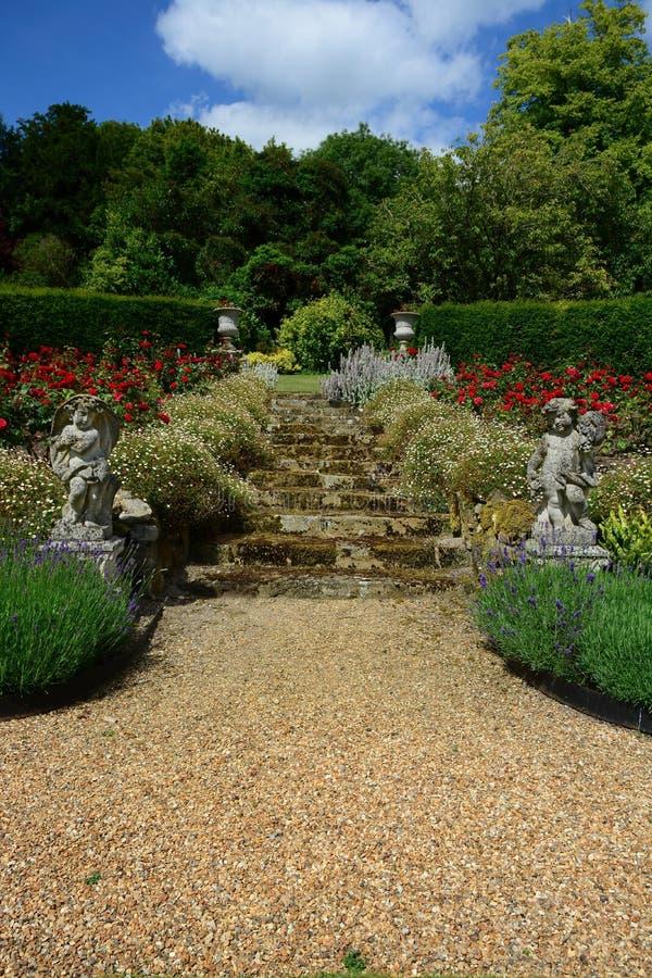 Chateau de Villandry ist ein Schlosspalast, der in Villandry, in der Abteilung des Indre-et-Loire, Frankreich gelegen ist Er ist  lizenzfreie stockfotografie