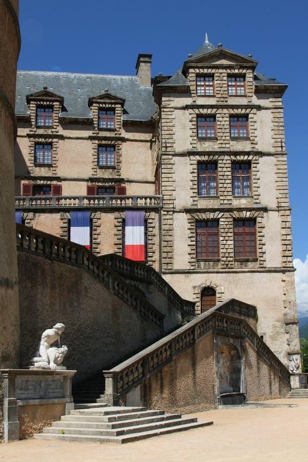 Chateau De Vizille, Near Grenoble, France Royalty Free