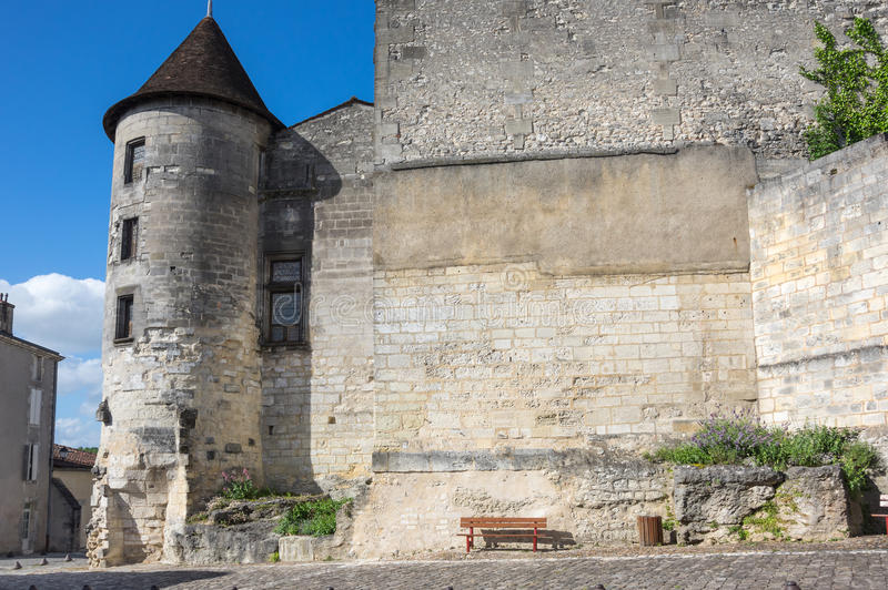 The Chateau des Valois royalty free stock photo