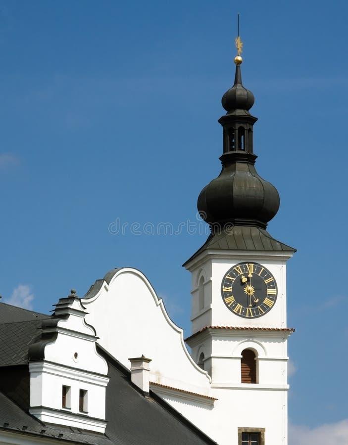 Chateau Pardubice stock foto