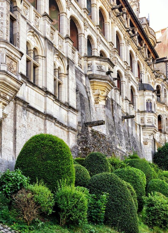 Chateau Royal DE Blois royalty-vrije stock fotografie