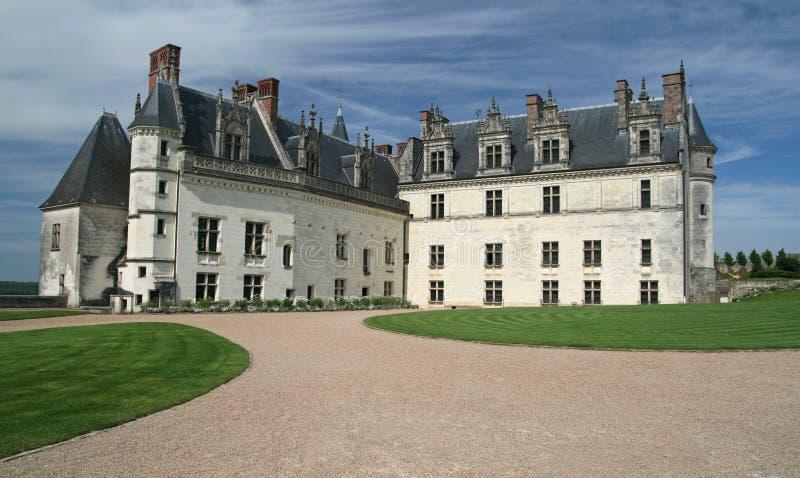 Download Chateau van Amboise stock afbeelding. Afbeelding bestaande uit klassiek - 10779579