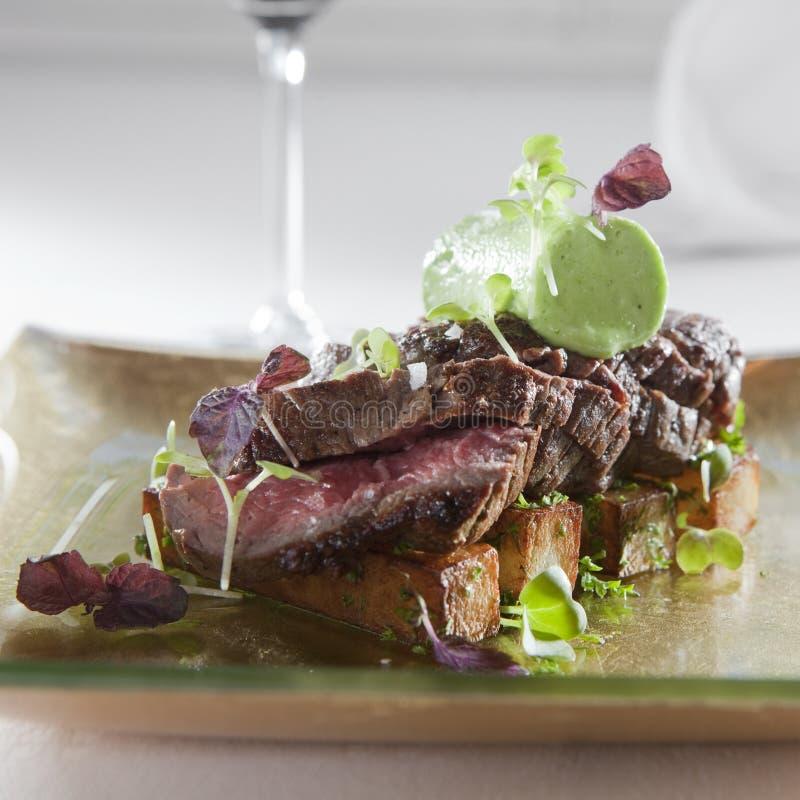 Chateaubriand stockfoto